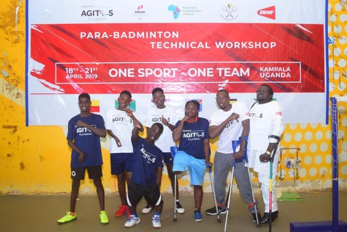 April 29, 2019 – Badminton Confederation of Africa